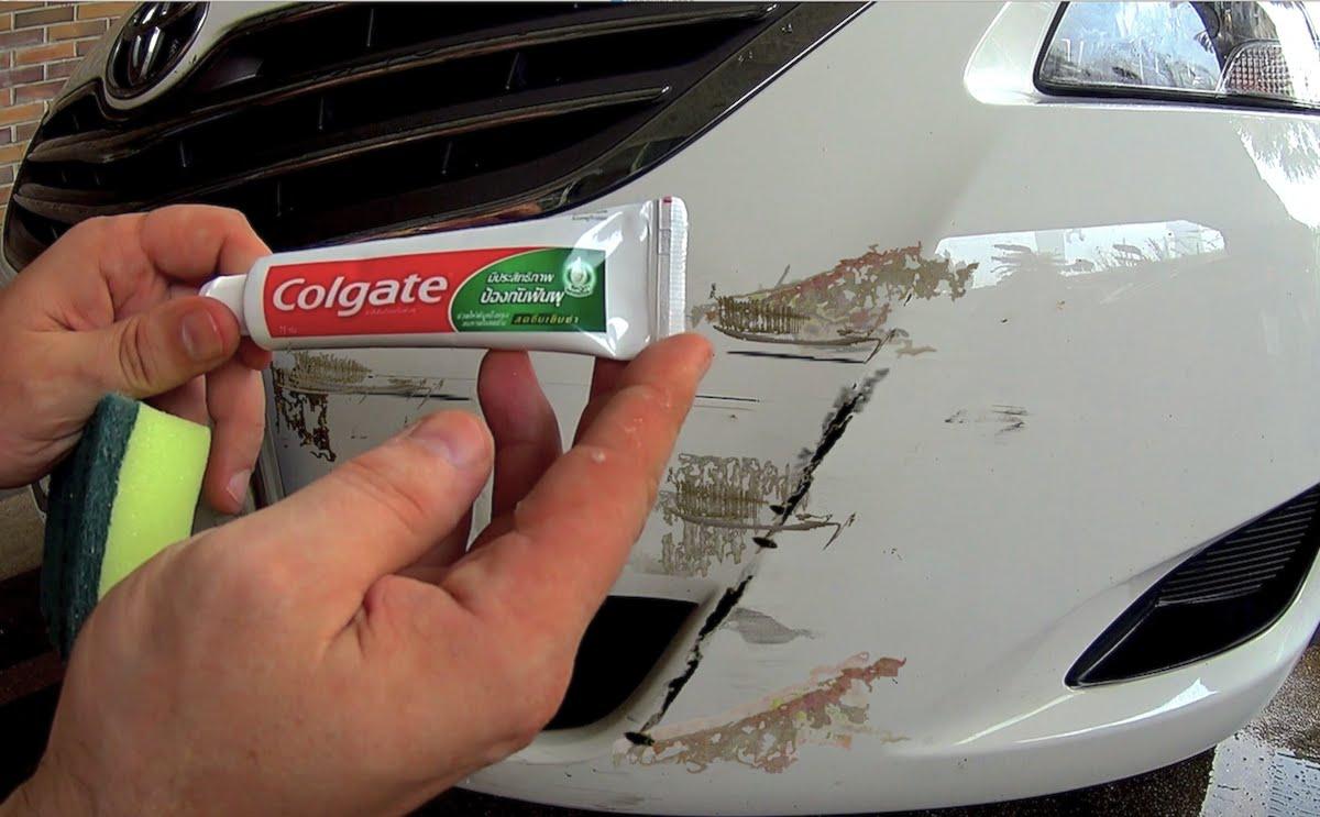 Паста за заби чисти секакви гребнатинки на возилото Видео